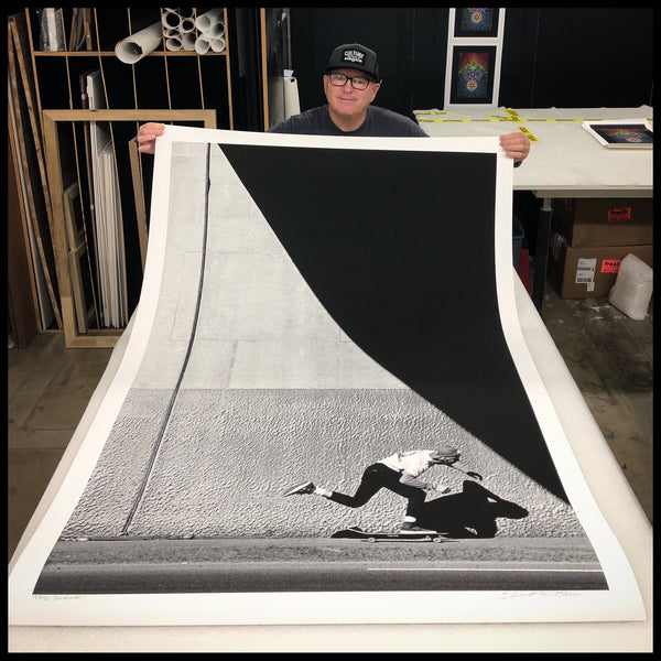 Large Sized Prints on Rag Paper
