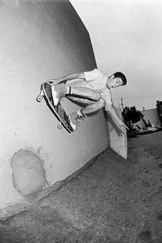 Mark Gonzales Backside Wallride LA 11X14