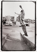 "Mark Gonzales Ollie Oceanside Gap 11X14"", 16x20 and 18X24"" Skate Photo"