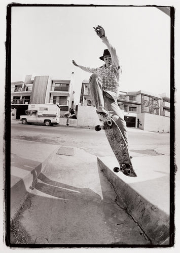 Mark Gonzales Ollie Oceanside Gap 11X14