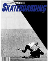 "18X24"" Tod Swank ""The Push"" Enlarged Proof Sheet Skateboarding Photography"