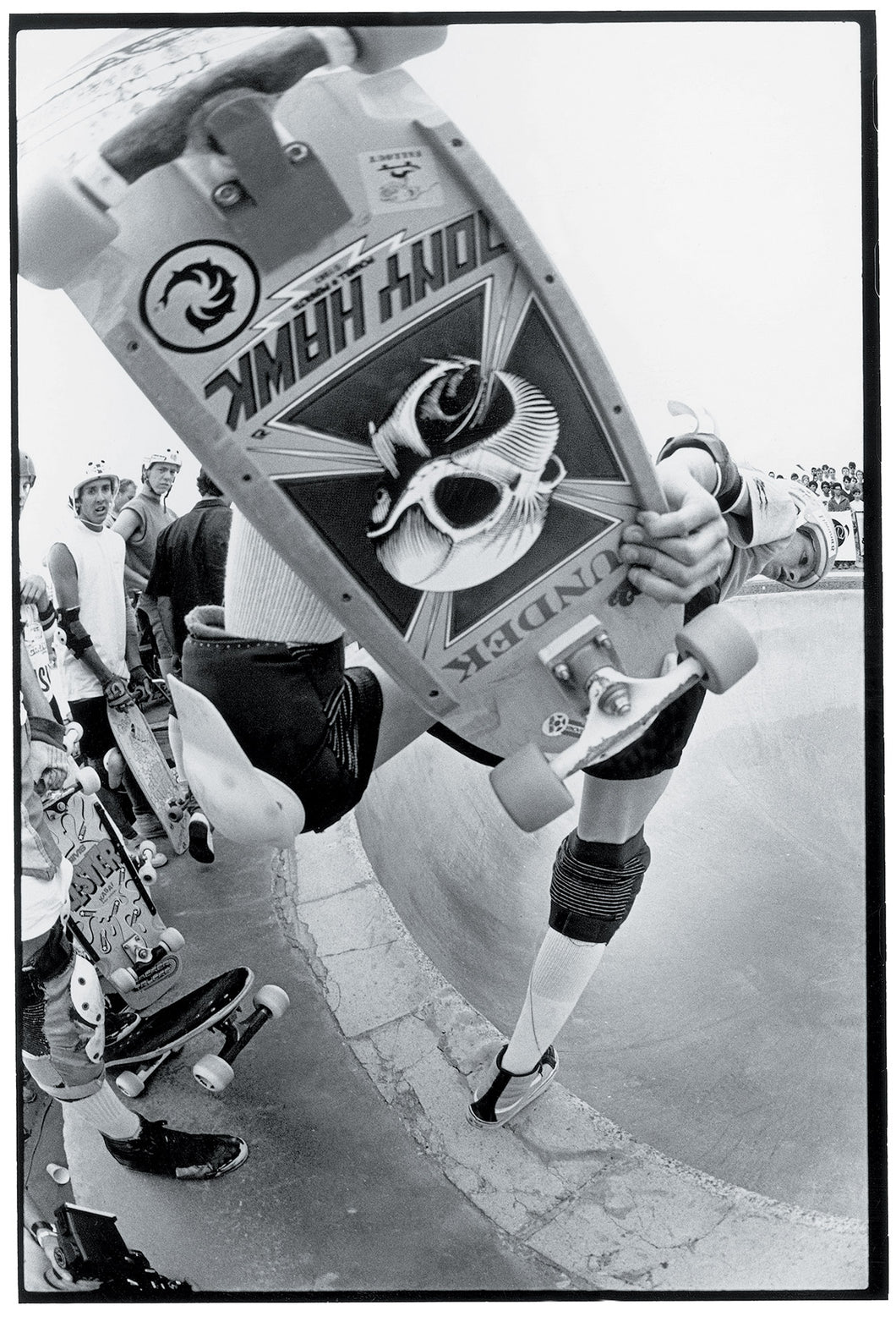Tony Hawk Backside Boneless Del Mar Skate Ranch 18X24 Photo