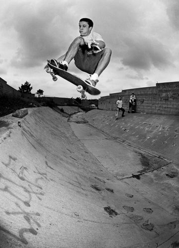 Matt Hensley Tail Grab 18X24 Print J Grant Brittain Photo