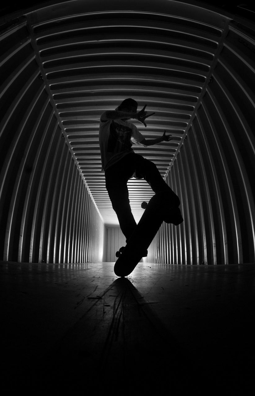 11x17, 16x20, 18x24 Rodney Mullen 2012 Shipping Container Photo