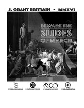 "The Push Skateboarding Poster From Slideshowhow ""Beware the Slides of March"""