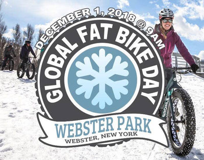 Global Fat Bike Day 2018