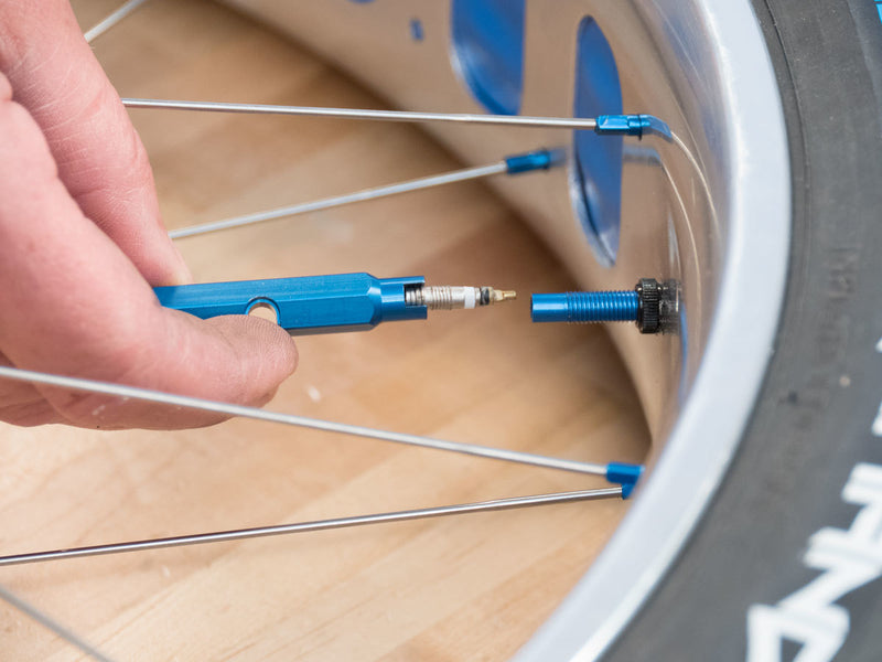 How to Give Your Tubeless Sealant