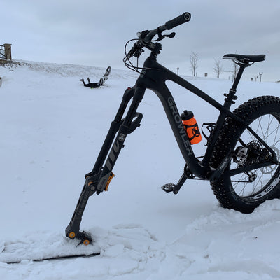Fat Bike Ski Review
