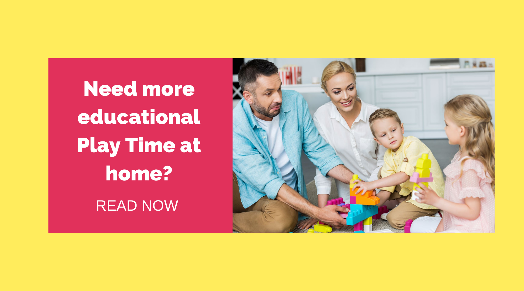 Educational Play Time at home? - Special Needs Australia