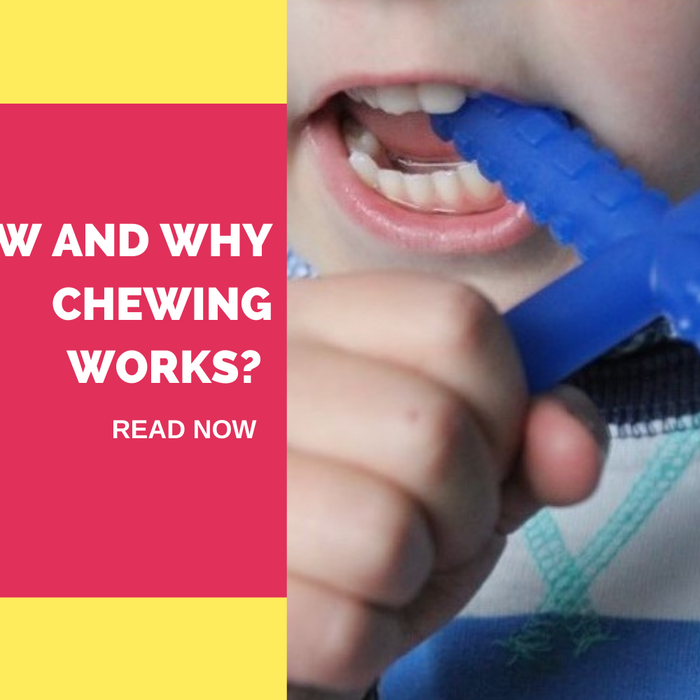 How and Why Chewing Works - Special Needs Australia