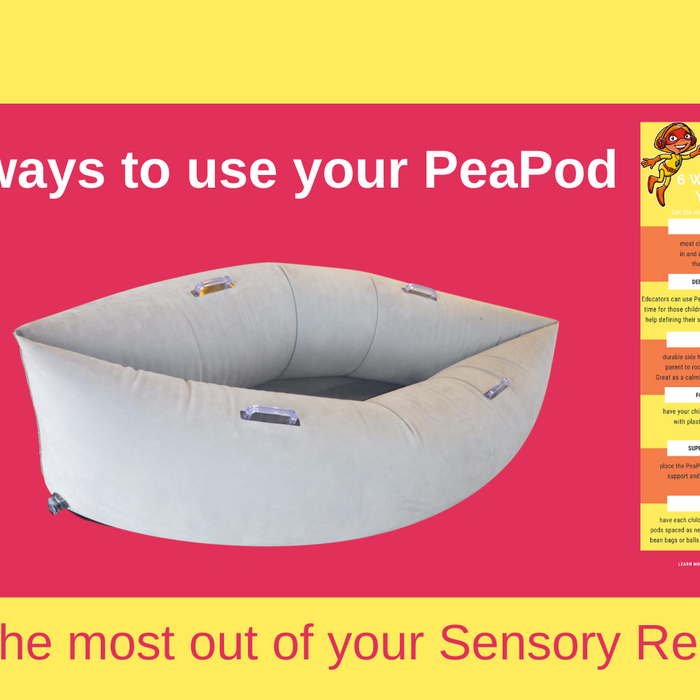 6 ways to use your PeaPod - Special Needs Australia