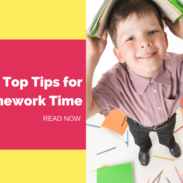 7 Top Tips for Homework Time - Special Needs Australia