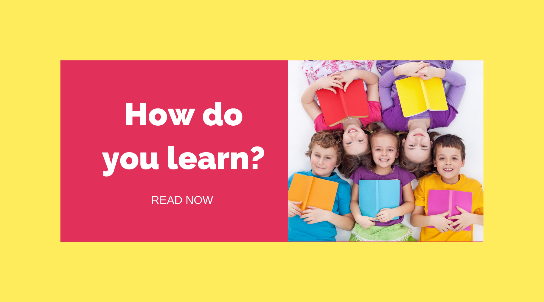 How do you learn? - Special Needs Australia