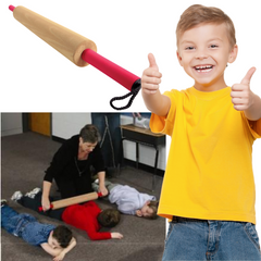 Rollease Rolling Pins roll out calm children