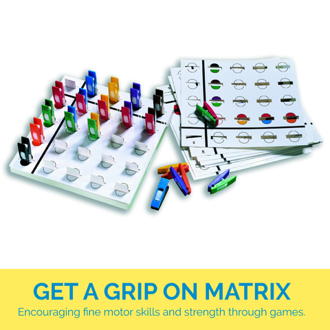 Get a Grip on Matrix