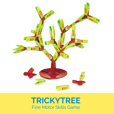 TrickyTree Fine Motor Game