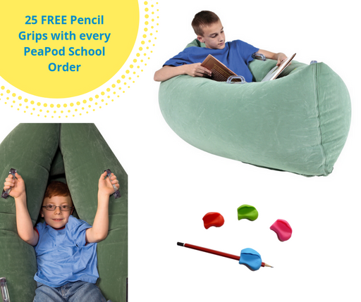 Pea Pod & Pencil Grips School Pack - Special Needs Australia