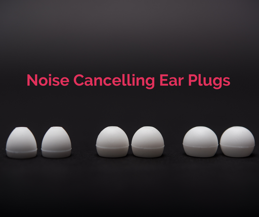Vibes Noise Cancelling Earplugs
