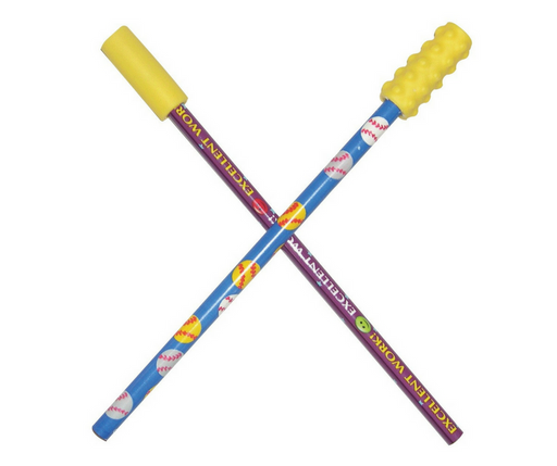 Pencil Toppers - Sensory Chew Pencil Topper