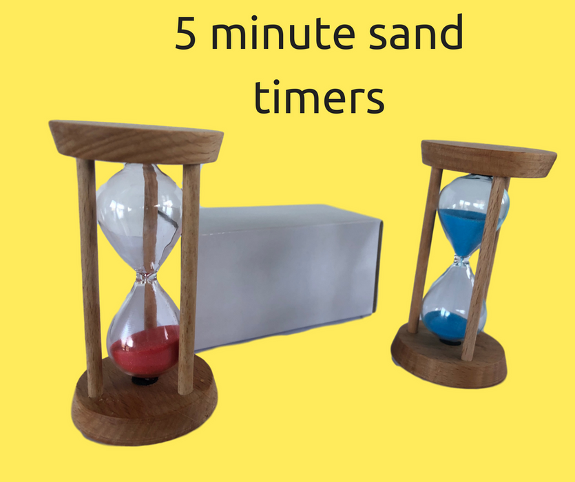 Special Needs Australia - Sand Timers