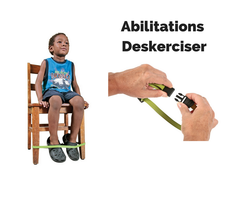 Deskerciser Sensory Desk