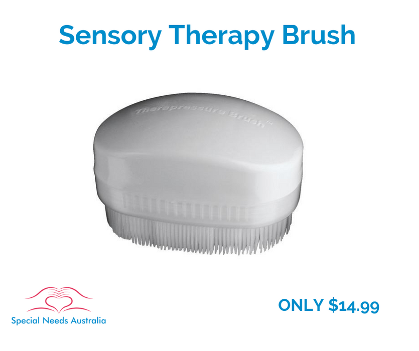 Therapressure Brush - Sensory Therapy Brush