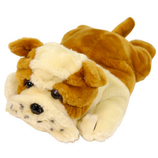 Weighted Bulldog - Sensory Weighted Toys