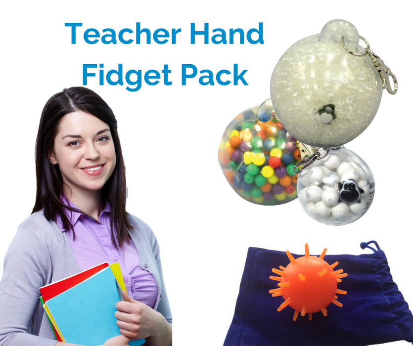 Teachers Hand Fidget Pack