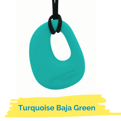Organic Pendant - Sensory Chew Necklace