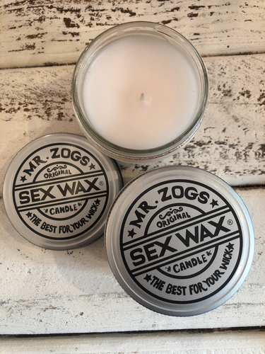 Sex Wax Candle
