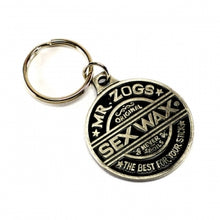 Sex Wax Key Ring