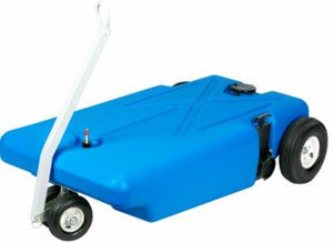 Barker Tote-Along 4-Wheel 25 Gallon