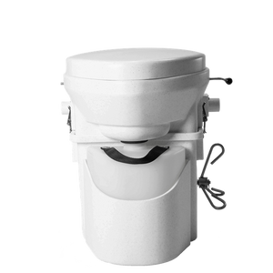 Natures Head Composting Toilet with Foot Spider Handle