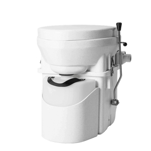 Natures Head Composting Toilet with Shifter Handle