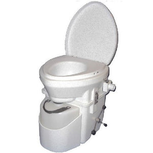 Natures Head Composting Toilet with Spider Handle
