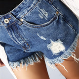 Jayla Denim Shorts