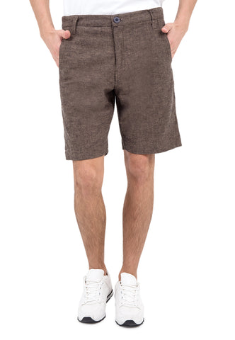 RERY SHORT PANTS - BROWN