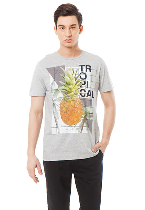 MISTY M71 PINEAPLLE TROPICAL TSHIRT
