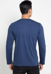 LS Basic Secoder TShirt - Blue