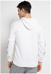 136 On Hand Svperbia Hoodies Sweaters white