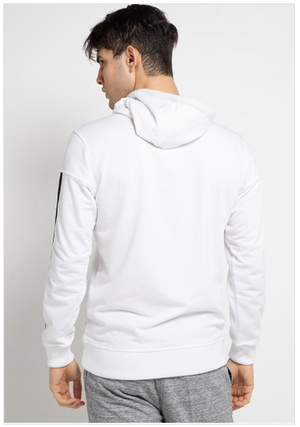 135 Courage Hoodies Sweater White