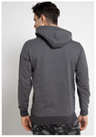 SVPERBIA Sweater Hoodie - Courage Dark Grey