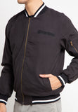 SV139 Jacket Baseball Cubicle Black