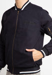 SVPERBIA SV138 Jacket Baseball Deep Black