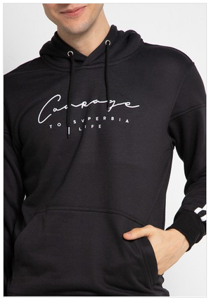 SVPERBIA 135 Courage Hoodies Sweater