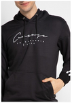 135 Courage Hoodies Sweater Black