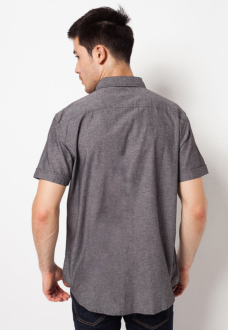 K3 SHORT SLEEVES 3 - MISTY BLACK