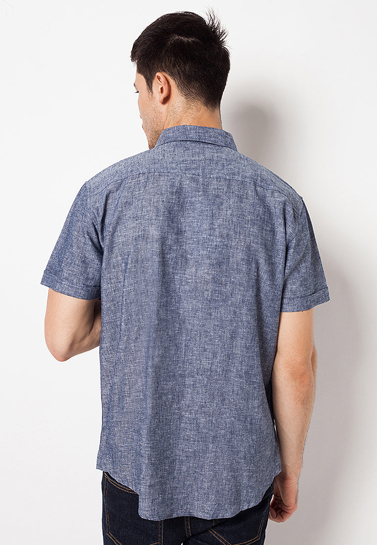 K3 SHORT SLEEVES 4 - BLUE