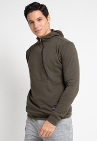 SWEATER OBLIQUE - GREEN ARMY