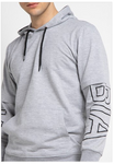 SVPERBIA Sweater Hoodie - On Hand Grey